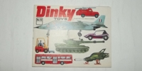 Dinky pocket cataloque ---> view description and images
